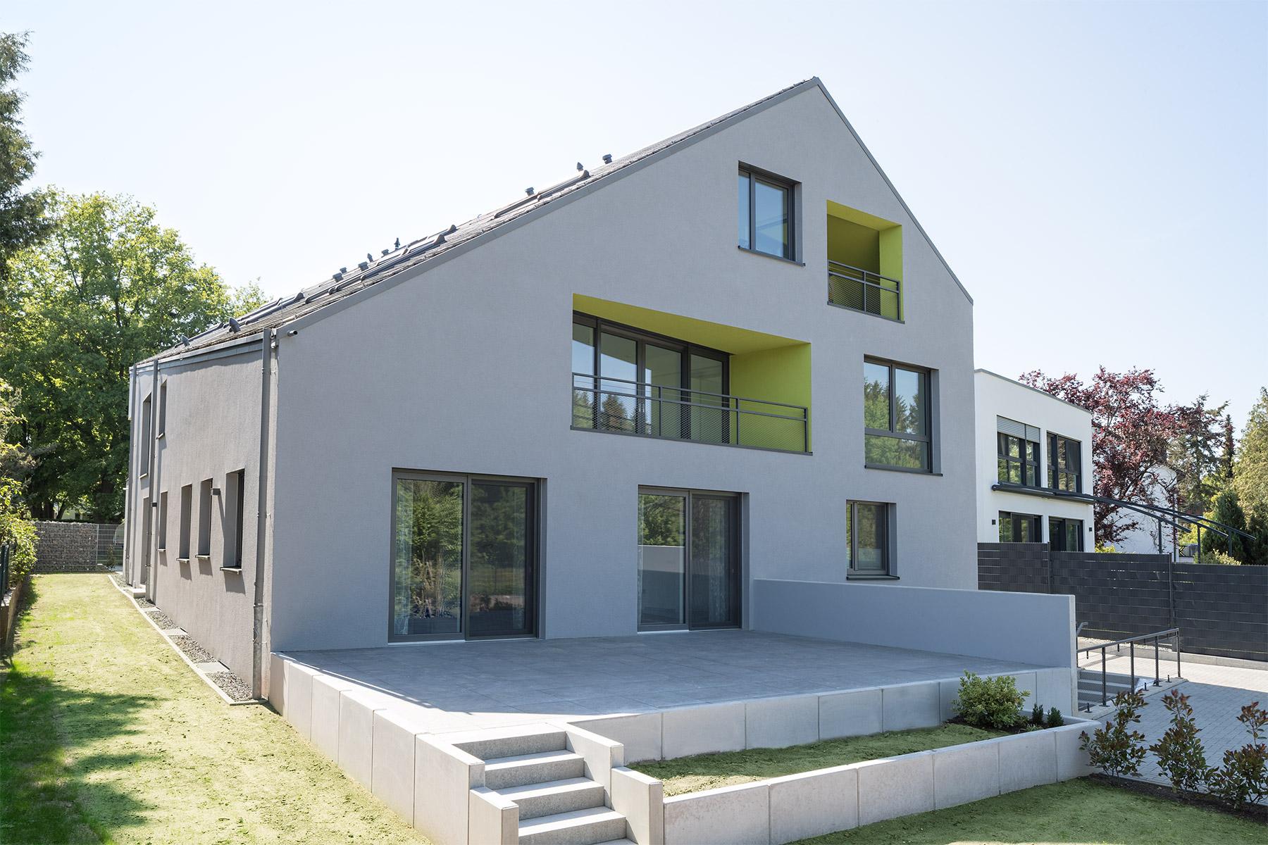 Architekturfotografie Wohnhaus Corporate Fotografie