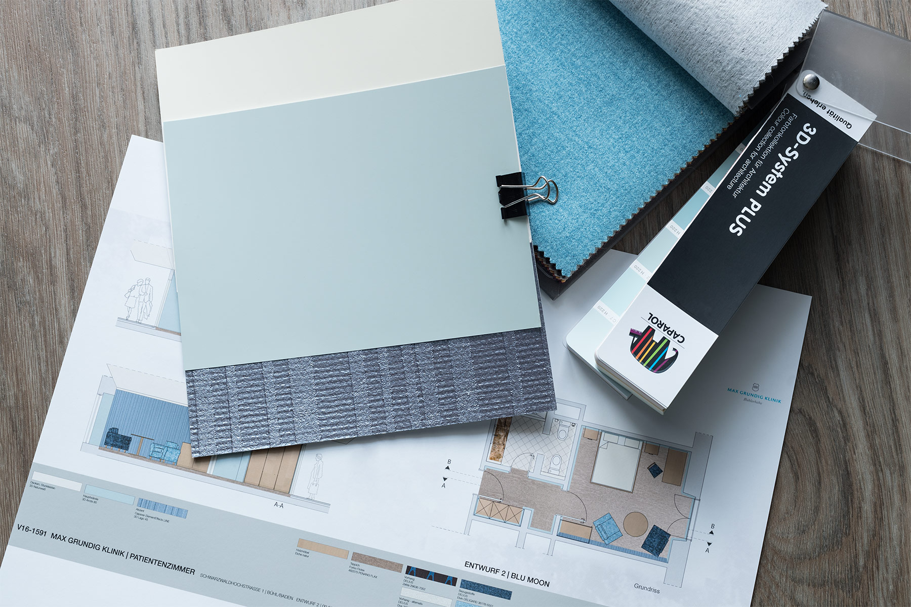 Architekturfotografie, Interieur Fotografie Klinik