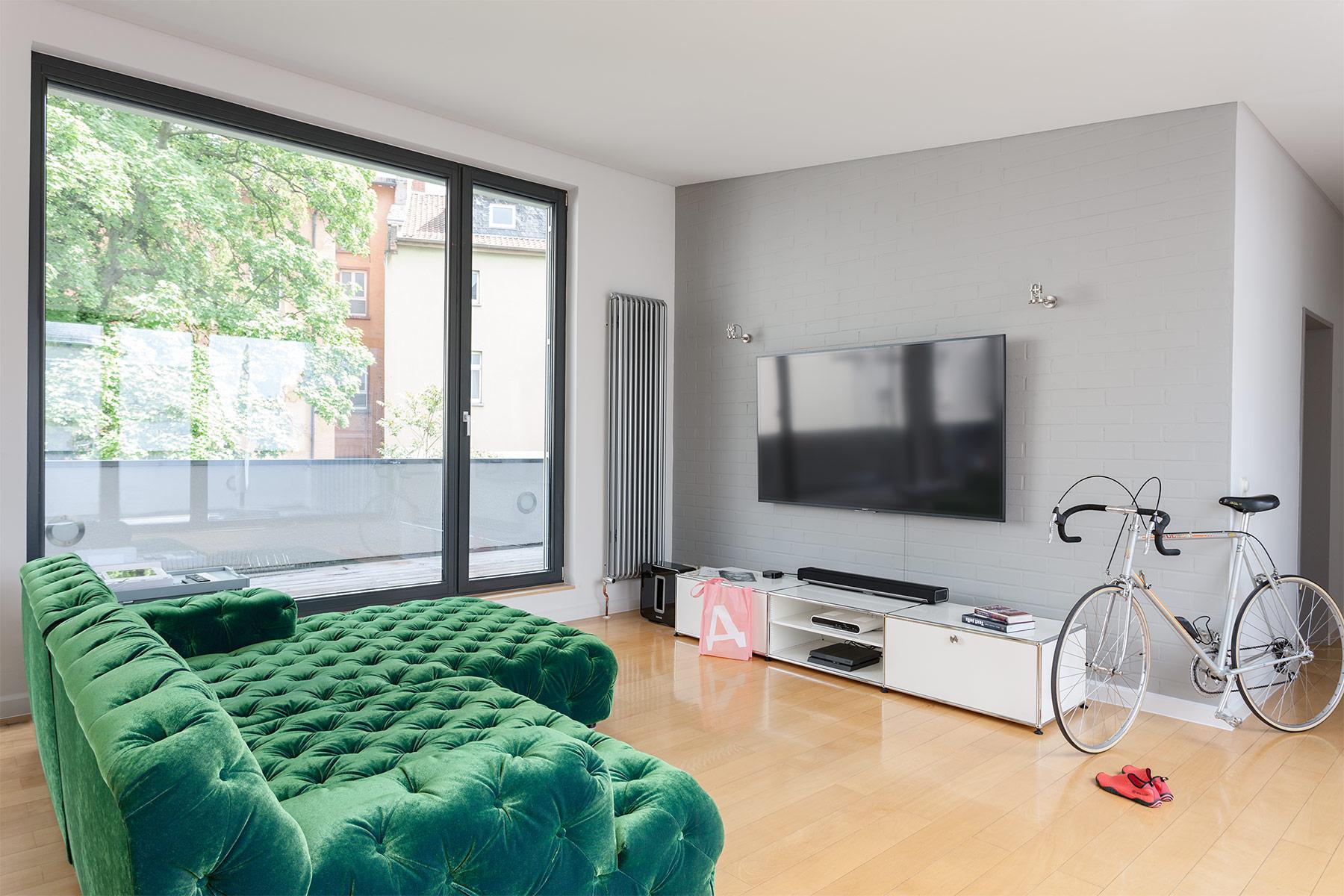 Architekturfotografie, Interior Fotografie Loftwohnung