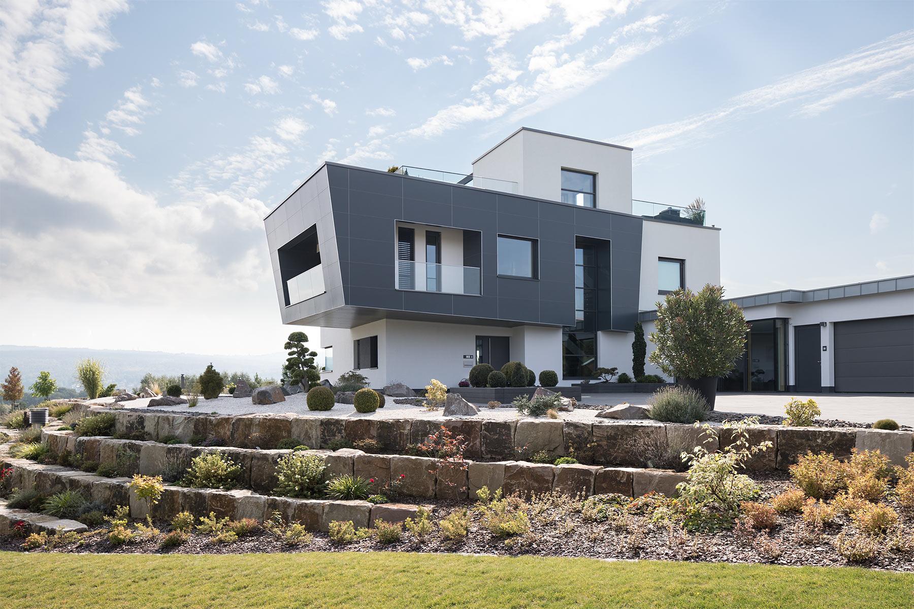 Architekturfotografie Wohnhaus
