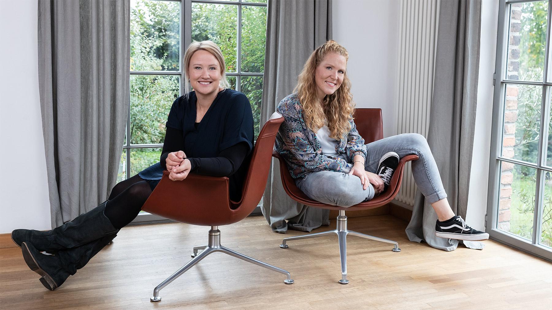 Businessfotografie Unternehmensfotografie Teamfoto Firmenportrait Designbüro